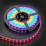 300 Color Changing RGB LEDs With IR Remote Controller and Power Supply Waterproof Flexible Strip Light Kit