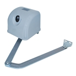 ALEKO® AA550  Articulated Swing Gate Opener for Dual Swing Gates up to 8-Feet Long and 550-Pounds