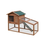 ACCRH56X25X39  56.5 x 25.6 x 39.4 Inches (1.4 X 0.65 X 1 m) Wooden Pet House Hen Coop