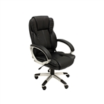 ALEKO® ALC2219BL Black Ergonomic Office Chair