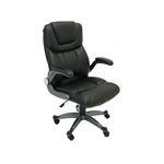 ALEKO® ALC2380BL Black Ergonomic Office Chair