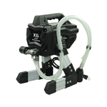 Forged Aluminum X450 Airless Paint Sprayer with 517 Spray Tip - Black - ALEKO