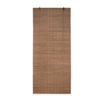 ALEKO BBL32X72BR01 Light Brown Bamboo Roll Up Blinds