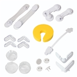 ALEKO  BSSET Complete 18 Piece Baby Safety Set