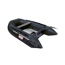 ALEKO® 8.4 Ft Inflatable Boat with Aluminum Floor