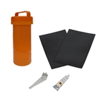 ALEKO® BTRKITBK Complete Essentials Inflatable Boat Repair Kit, Black