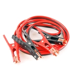 ALEKO 6 GA Booster Power Jumper Cable, 12 Ft