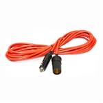 ALEKO  CLEC25 Extension Cord With Cigarette Lighter Plug, 25 Feet (7.62 m) 12V