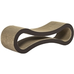 Cat Scratcher Lounge - Brown - Small