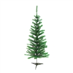 ALEKO® CT48H12 Luscious Artificial 4 Feet (1.2 m) Christmas Holiday Pine Tree