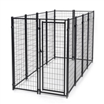 "ALEKO® DK4X8X6 Heavy Duty Pet Playpen Dog Kennel 4'x8'x4'8"" (1.2x2.4x1.8 m)"
