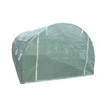 ALEKO GHT10X20X6 Spacious Waterproof Poly-Tunnel Walk In Garden Greenhouse Shed