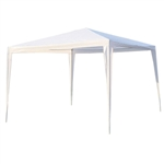 ALEKO® GZ10X10WH 10x10 Feet Waterproof Gazebo,White