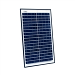 ALEKO® PP25W12V Polycrystalline Modules Solar Panel 25W 12V