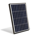 ALEKO® PP40W12V ETL Polycrystalline Modules Solar Panel 40W 12V