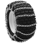 ALEKO® Size 13 x 4 Snow Blower Chains Mud Chains Grip for Garden Tracktors