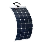 ALEKO® 50-Watt Semi Flexible Solar Monocrystalline Panel 12V Solar Module Power System