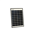 ALEKO® SPU10W12V Monocrystalline Modules Solar Panel 10W 12V