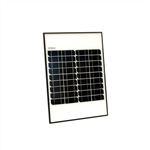 ALEKO® SPU15W12V Monocrystalline Modules Solar Panel 15W 12V