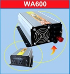ALEKO® 600 Watt Power Inverter 24V DC to 120V AC