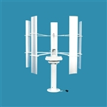ALEKO® WGV30 20W Nominal 30W Maximum 12V Residential Vertical Wind Turbine Generator