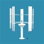 ALEKO® WGV45W 30W Nominal 45W Maximum 24V Residential Vertical Wind Turbine Generator