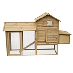 84x28x52In Wooden Pet House