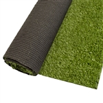 ALEKO Indoor/Outdoor Artificial Garden Grass C Shape Monofil PE