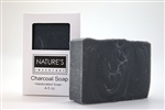 All Natural Activated Charcoal Handcrafted Soap