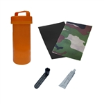 ALEKO® BTRKITCM Complete Essentials Inflatable Boat Repair Kit, Camouflage