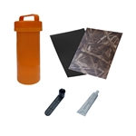 ALEKO® BTRKITHU Complete Essentials Inflatable Boat Repair Kit, Hunter Style Color
