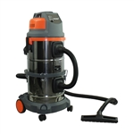 4 Stage Filtration System Wet Dry Vacuum Cleaner - 1400W - Orange - ALEKO