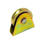 V-Groove Gate Wheel for V-profile Sliding Gates Tracks - 4-Inch