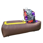 Inflatable Dracula Awakes From His Coffin - 4.9 Foot - ALEKO