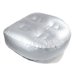 Submersible Hot Tub/Spa Booster Cushion Seat - Gray - ALEKO