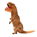 Halloween Inflatable Party Costume - Tyrannosaurus Rex - Adult - ALEKO