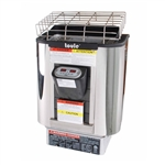 TOULE NTSA45 4.5 KW ETL Wet And Dry Sauna Heater Stove for Spa Sauna Room w/ on Heater Digital Controller