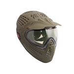 ALEKO  PBFCDLM07OL Full Head Paintball Mask Full Coverage Protection Gear With Anti Fog Lens, Olive