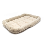 ALEKO® PCM01 Extra Small Soft Plush Beige  Pet Bed Mat