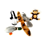 Dog Stuffed Animal Toy 5-Pack - ALEKO