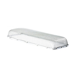 Stainless Steel RV Bug Vent Screen - 4.2 x 11 x 1.3 Inches - ALEKO