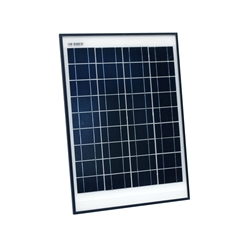 ALEKO® SPU20W12V Monocrystalline Modules Solar Panel 20W 12V