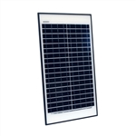 ALEKO® SPU25W12V Monocrystalline Modules Solar Panel 25W 12V